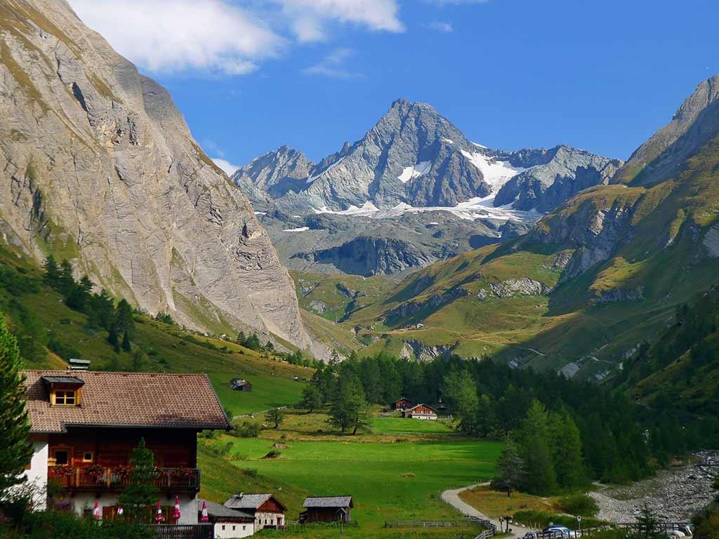 Grand tour d'Autriche - Petit groupe