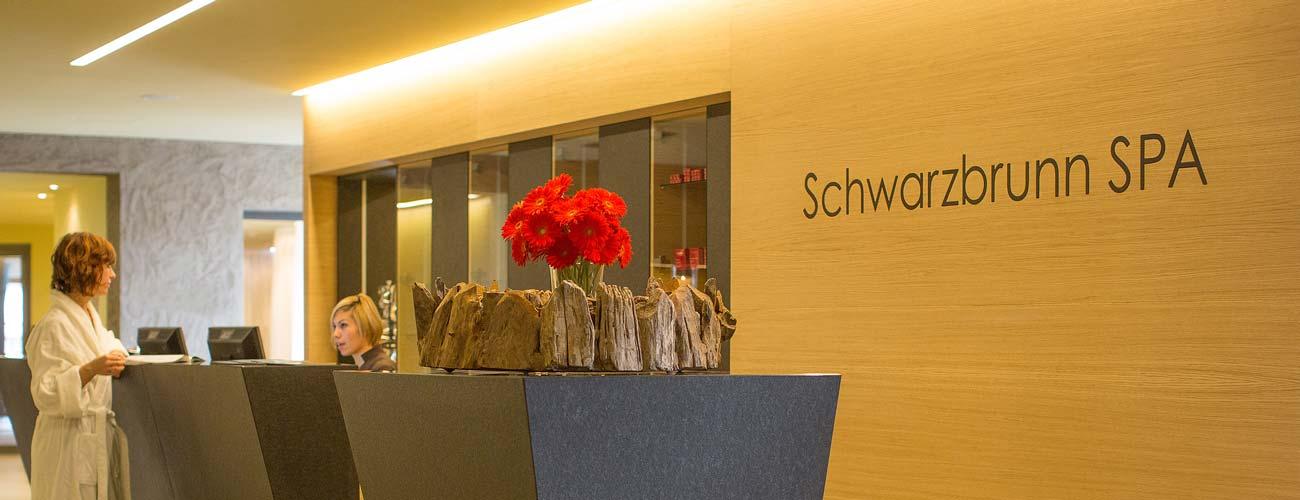 SPA de l'hôtel Schwarzbrunn