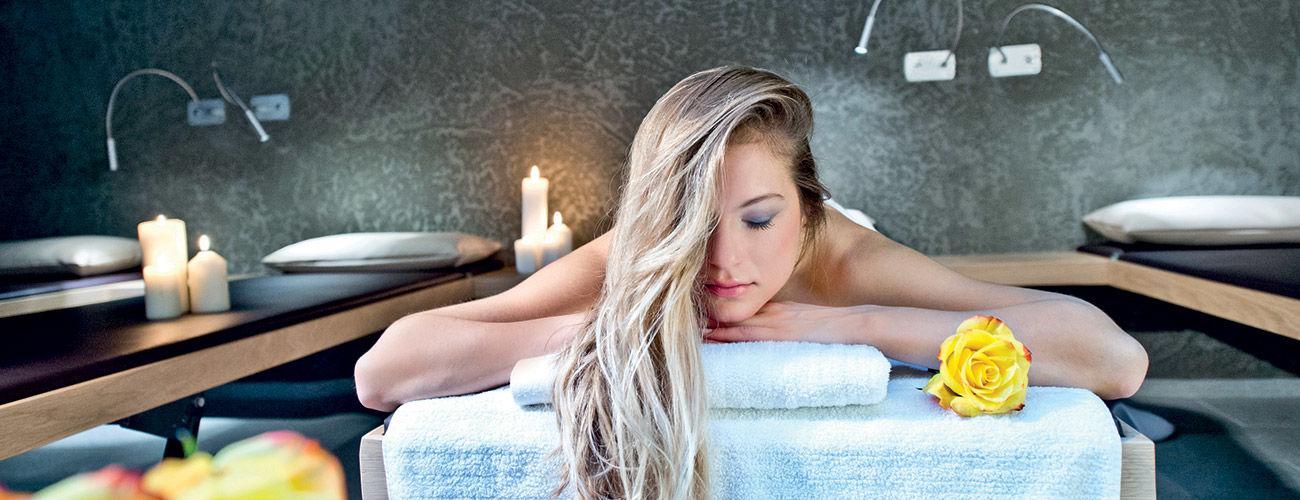 Massage de l'hôtel Schwarzbrunn