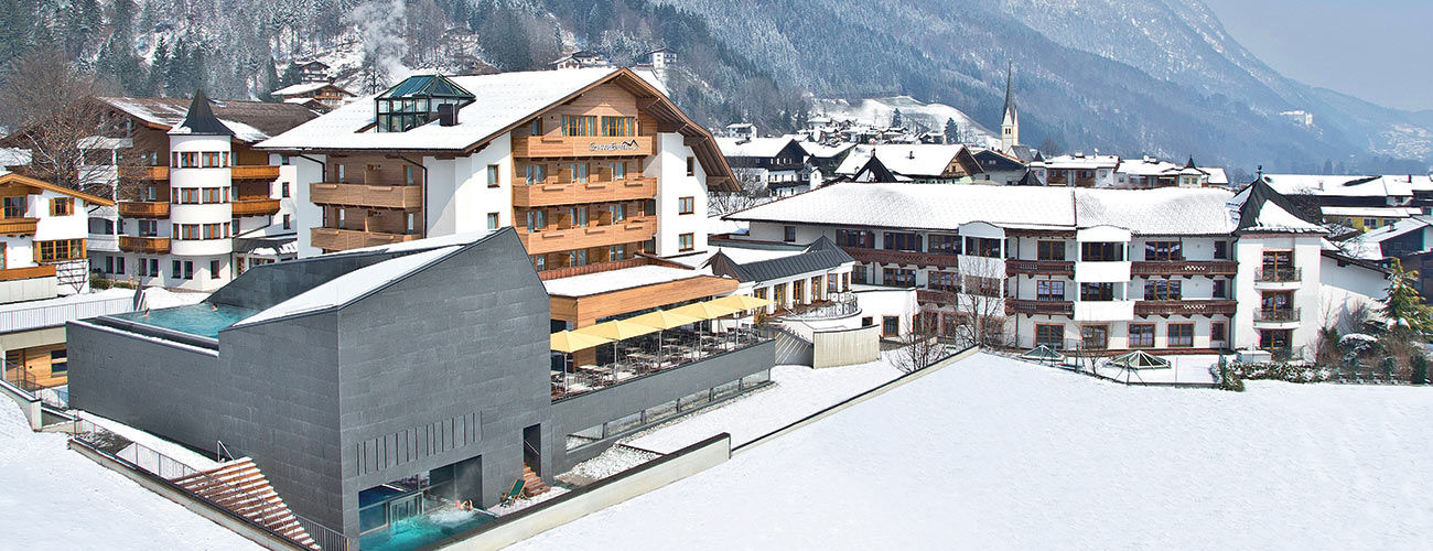 Hôtel Schwarzbrunn, au Tyrol