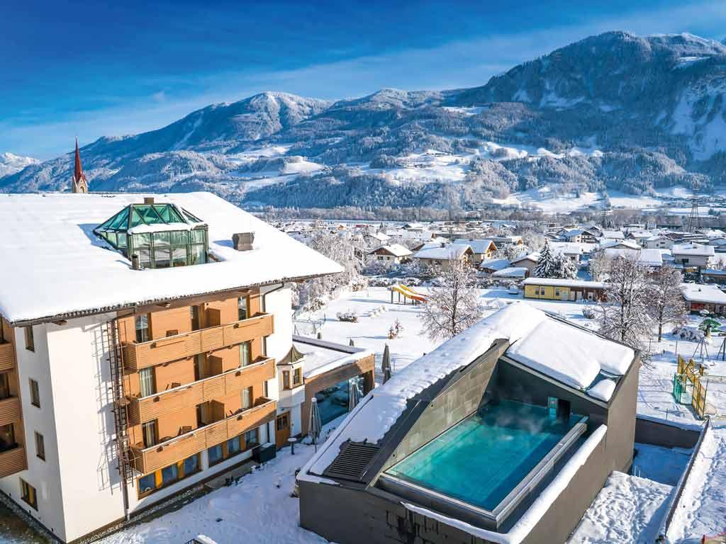 Réveillon au Tyrol avec soirée du Nouvel An - Hôtel Schwarzbrunn 4* sup (vols non inclus)