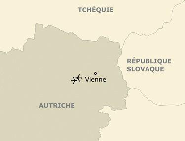 Itinéraire de votre programme en Autriche