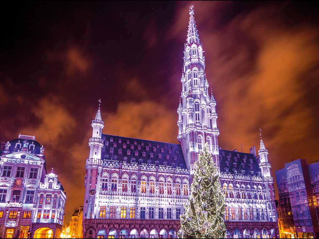 Belgique - Bruxelles - Réveillon à Bruxelles avec soirée du Nouvel An à l'hôtel - Hôtel Leopold 4* - 2 nuits
