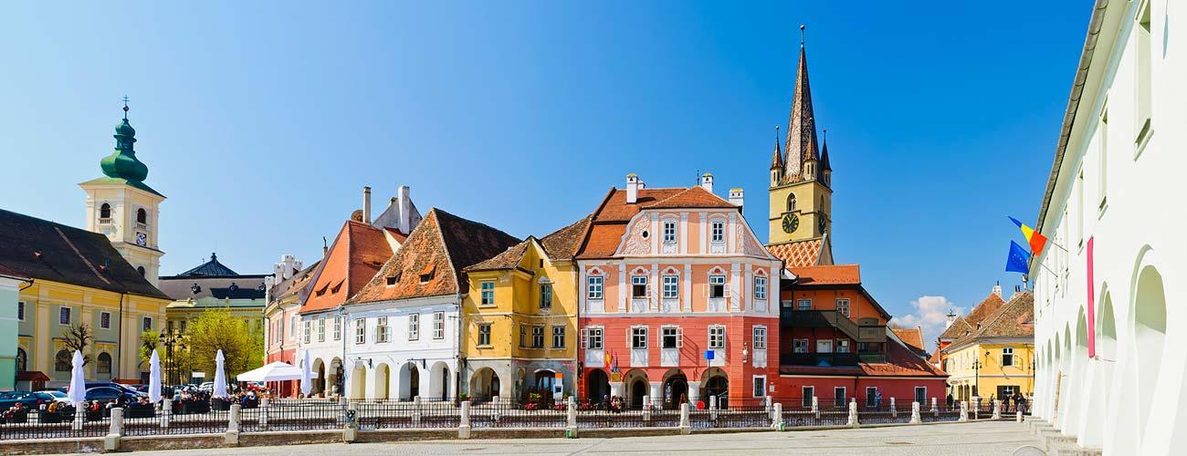Sibiu, cité historique