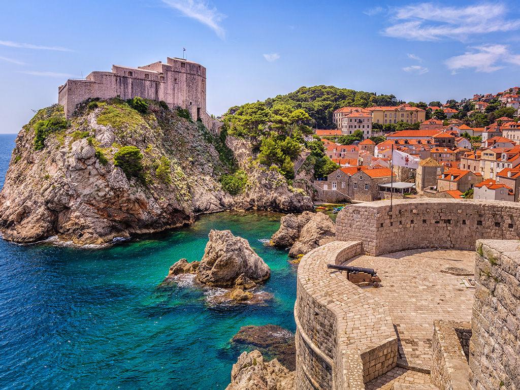 La Croatie en liberté du Nord au Sud 4*