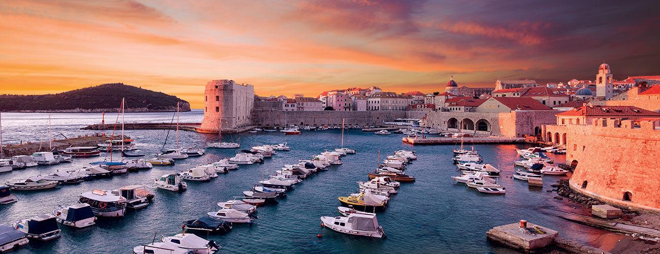 Dubrovnik, l'ancienne Raguse