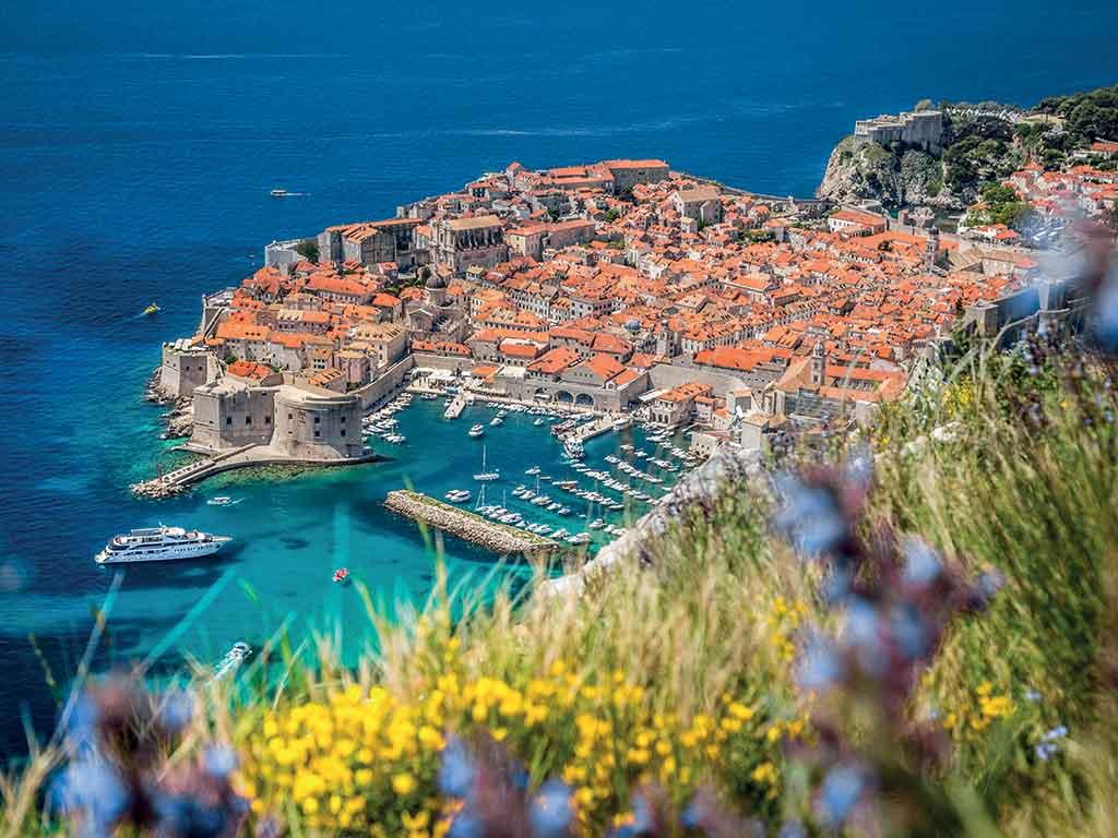 Dubrovnik, perle de la Croatie