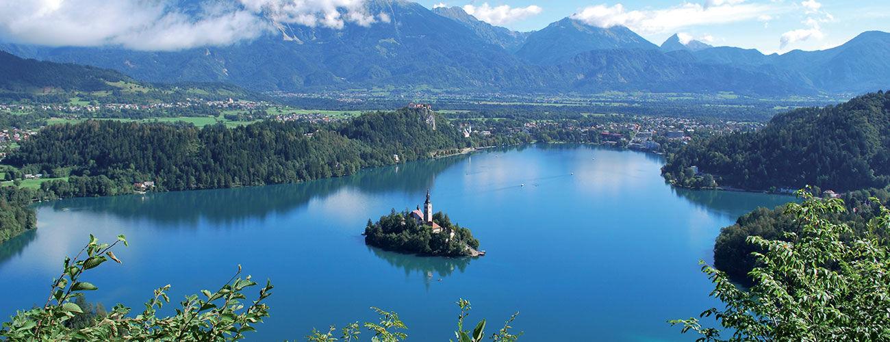 Bled en Slovénie