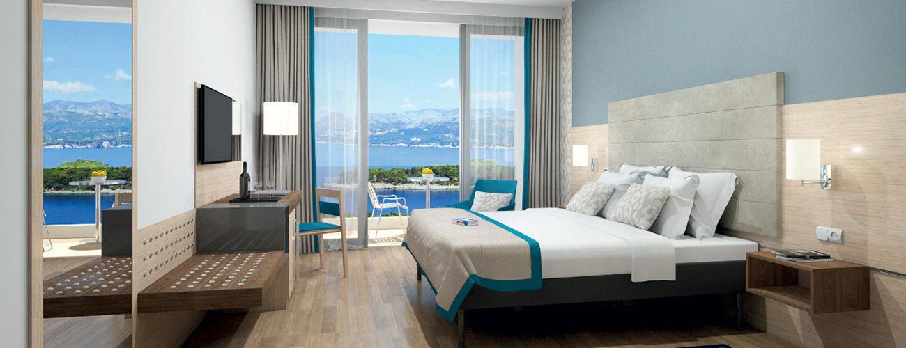 Chambre hôtel Valamar Argosy