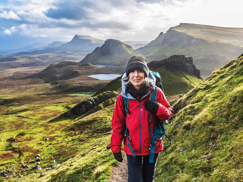 Randonnée dans les Highlands en hôtels 3*
