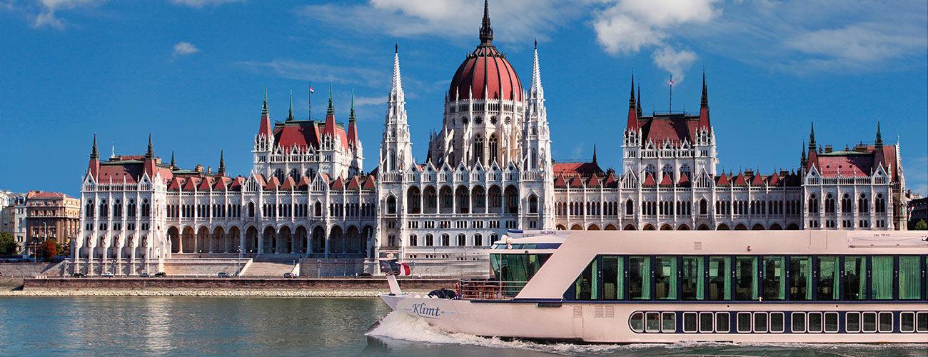 Navigation à Budapest