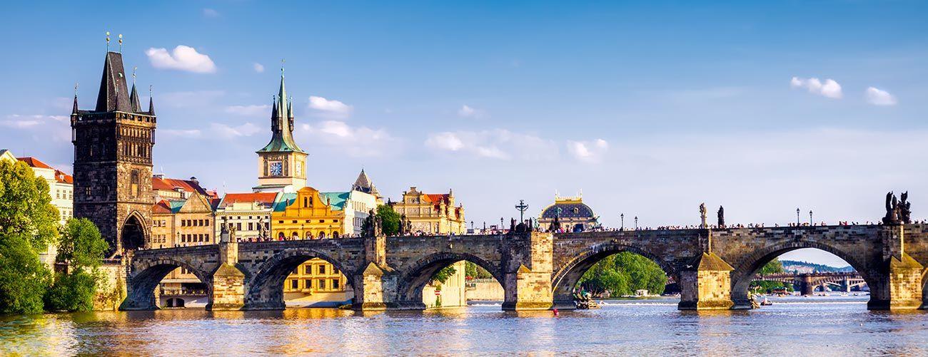 Prague, capitale de la Tchéquie