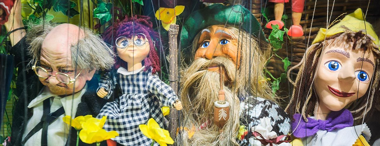 Marionnettes de Prague