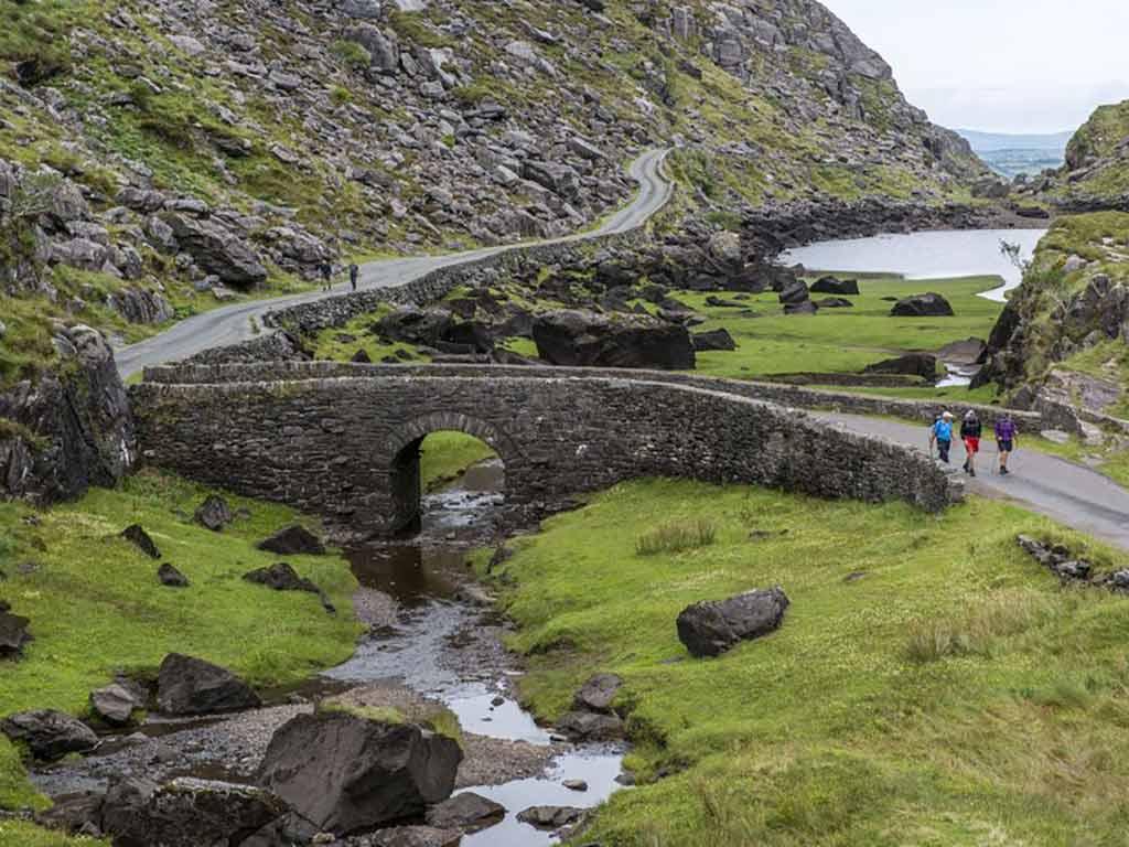 Irlande - Dublin - Circuit Grand Tour d'Irlande