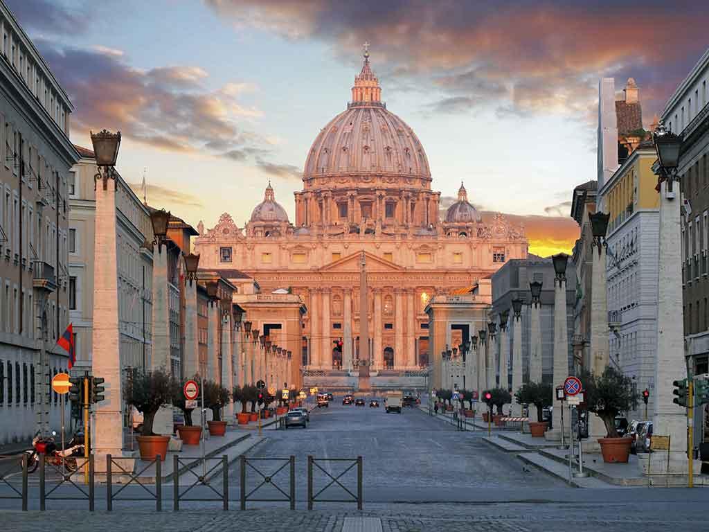 Rome et la cité du Vatican