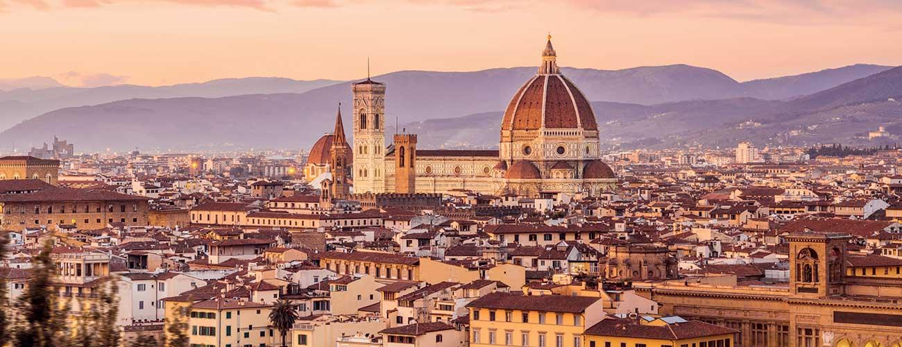 Florence, symbole de la Renaissance italienne