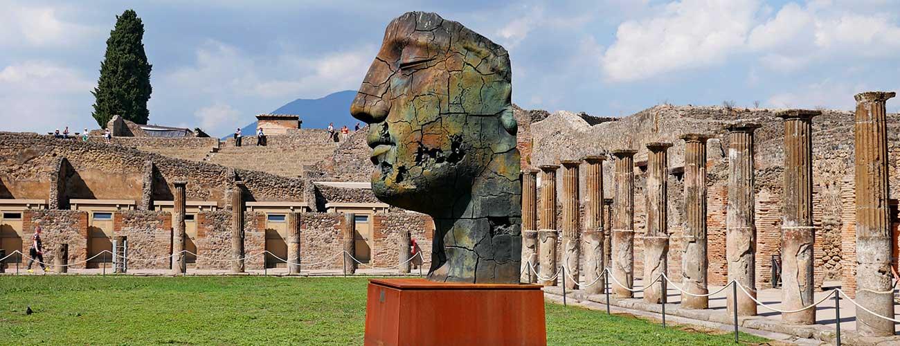 Les fouilles de Pompéi