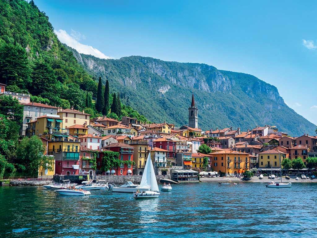 Circuit Les lacs romantiques d'Italie - 1