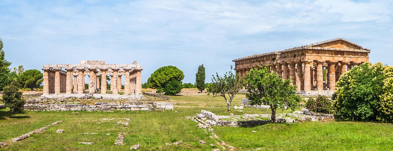 Paestum, surnommé