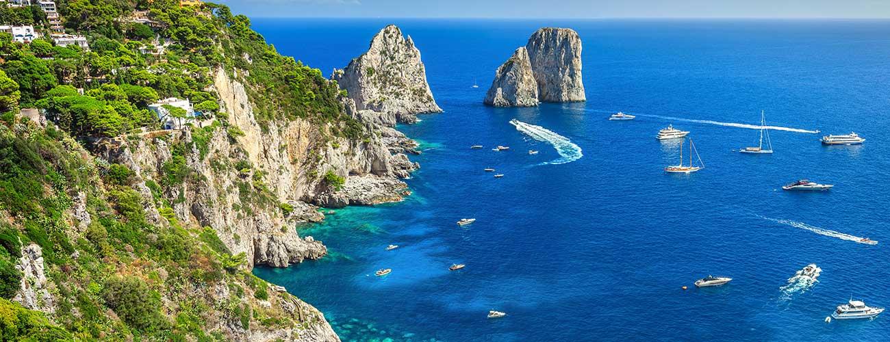 L'île de Capri