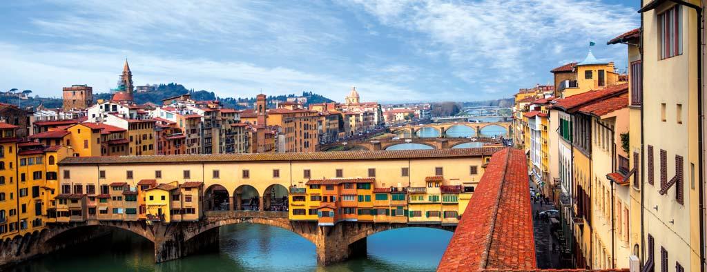 Ponte Vecchio à Florence