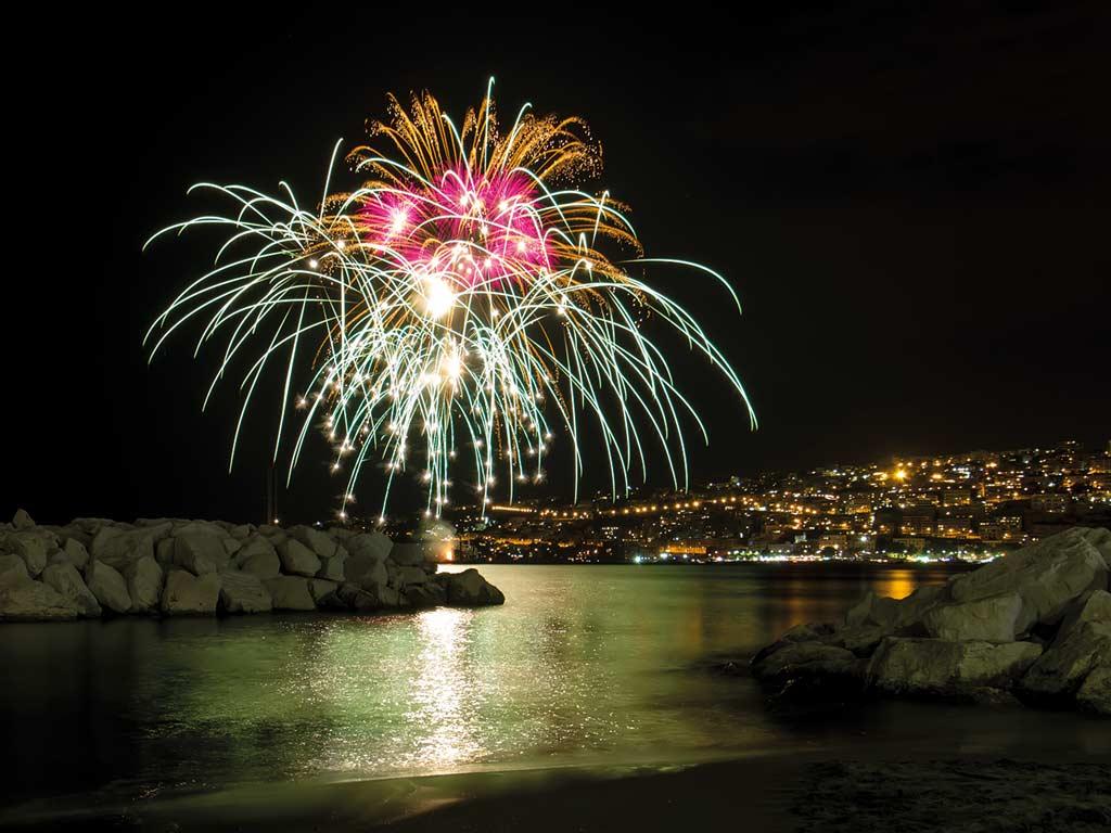 Réveillon à Naples avec soirée du Nouvel An à l'hôtel - Hôtel Starhotels Terminus 4* - Visites et repas inclus