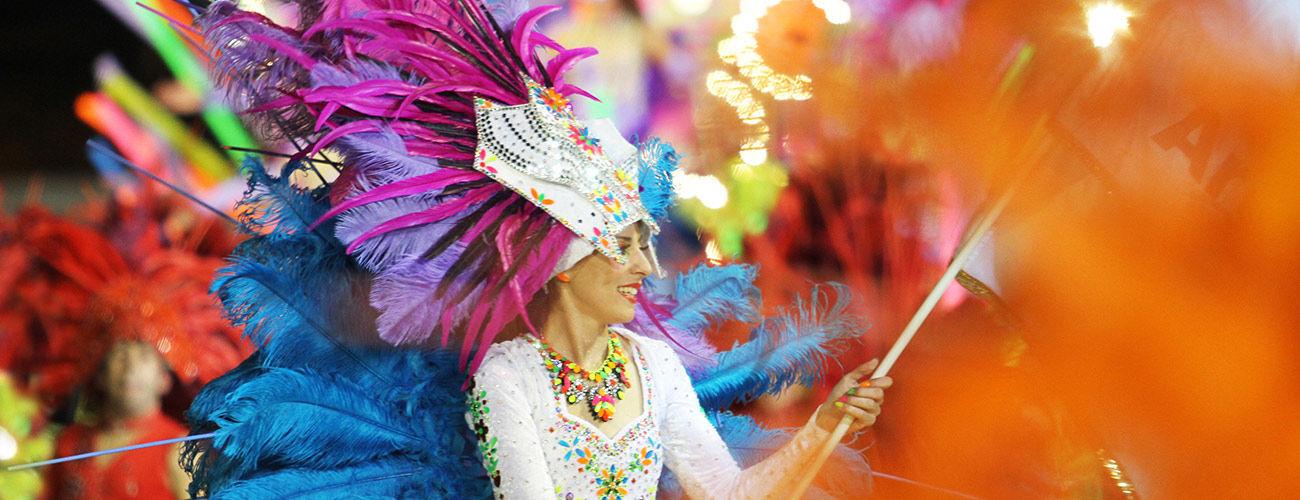 Le carnaval de Madère