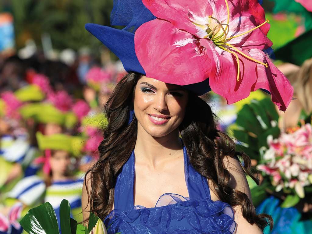 La fête des fleurs à Madère - Visites et repas inclus