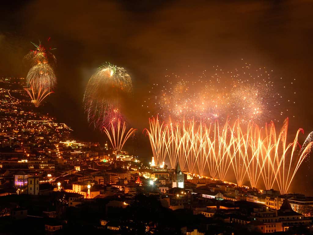 Réveillon à Madère avec soirée du Nouvel An à l'hôtel - Hôtel Quinta Splendida 4*