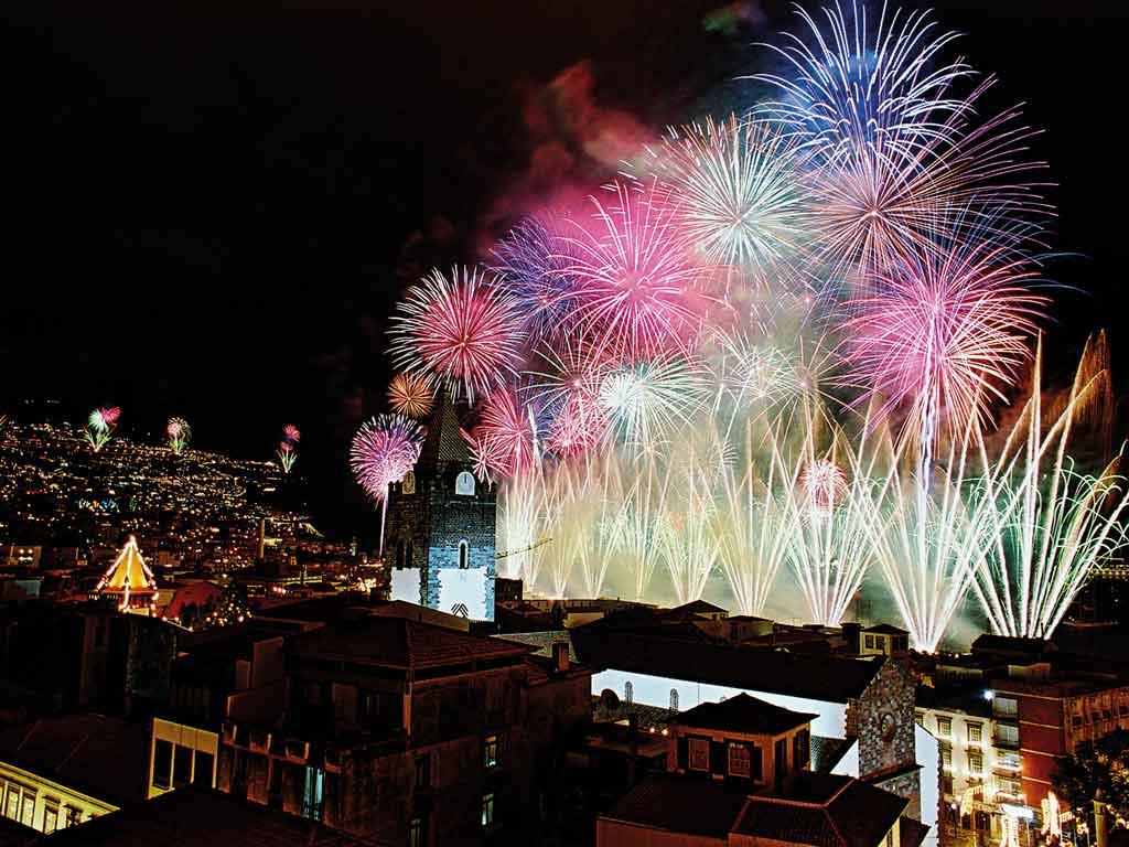 Réveillon à Madère avec soirée du Nouvel An à l'hôtel - Hôtel Quinta Splendida 4* - Visites incluses