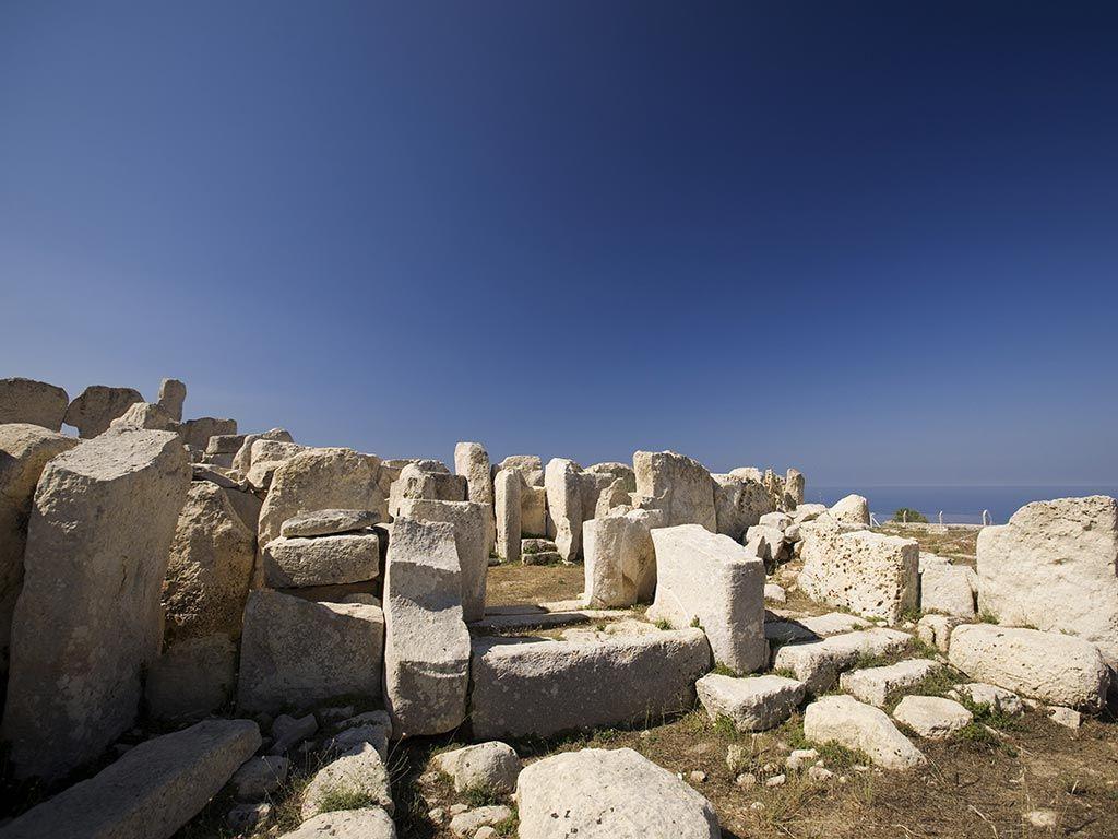 Temples mégalithiques de Ggantija