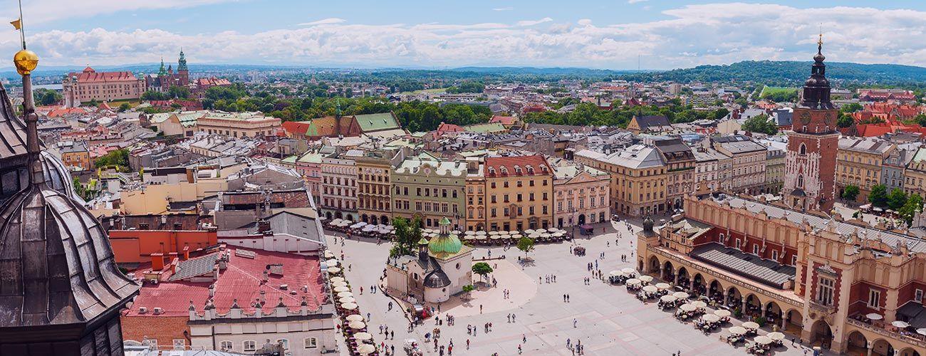 Place de Cracovie