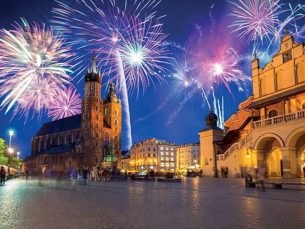 Réveillon à Cracovie avec soirée du Nouvel An - Hôtel Vienna House Andel's Cracow 4* - Visites incluses