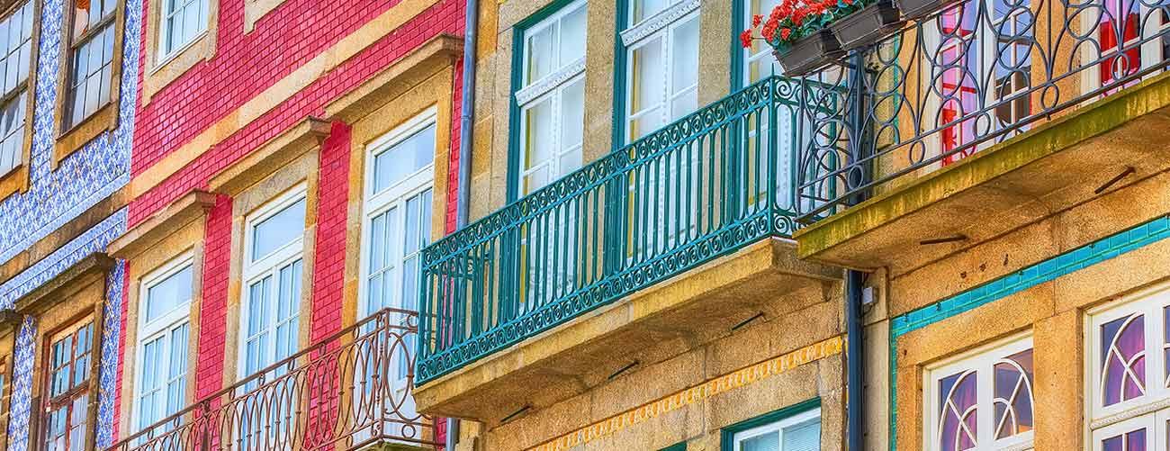 Façades de Porto