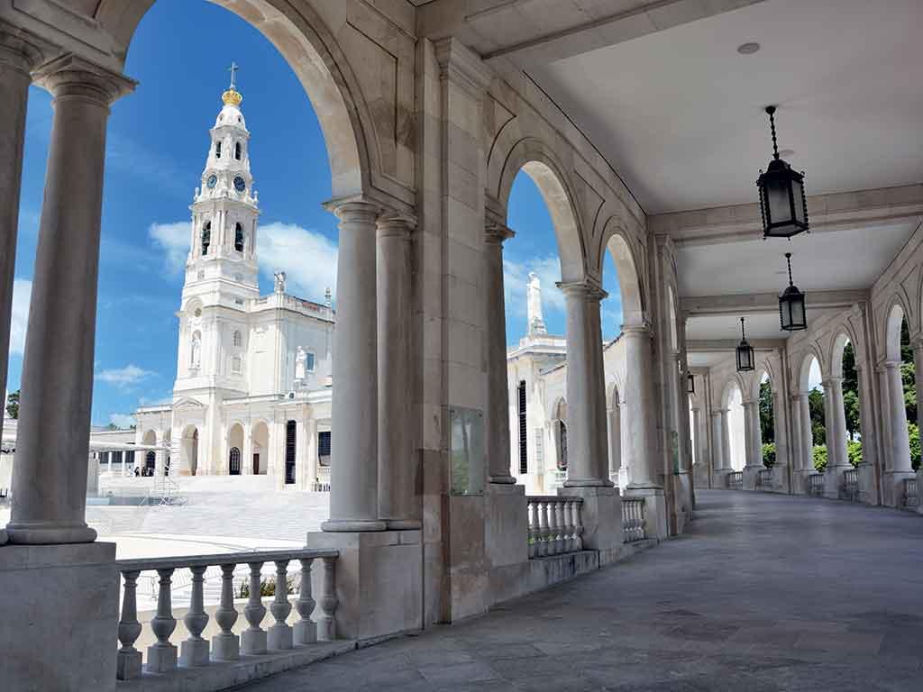 La belle ville de Fátima
