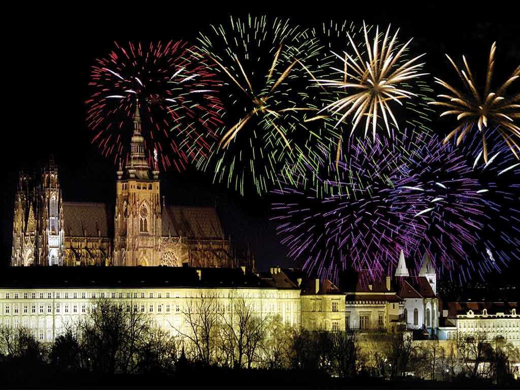 Réveillon à Prague avec soirée du Nouvel An à la tour Tower Park - Hôtel Manes 4* - Visites et repas inclus