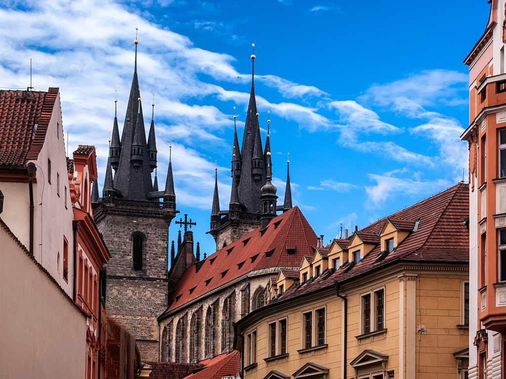 Prague, superbe capitale